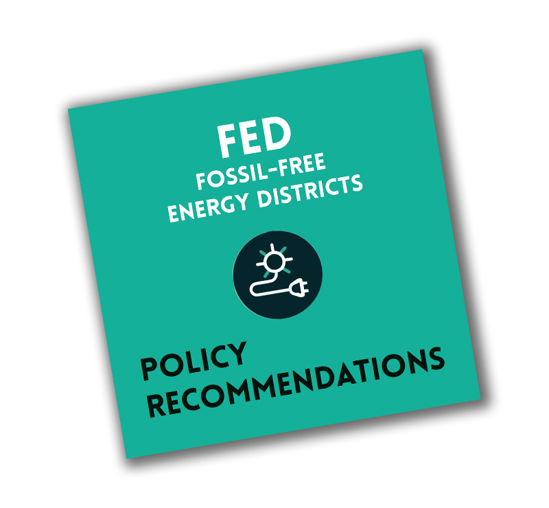 FED Policy Recommendations
